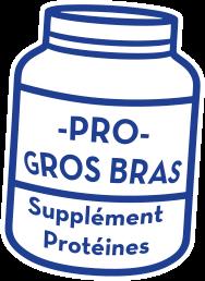 produits pour muscler